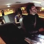 Przerażająca przejażdżka taksówką