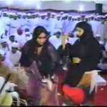Arabski taniec erotyczny
