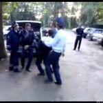 Policyjna dyskoteka - ROSJA