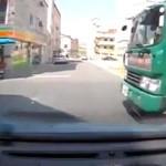 Rosja - składanka mocnych wypadków drogowych
