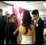 Wzięli ślub w sklepie Apple'a!
