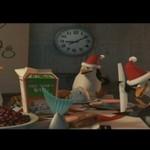 """Pingwiny z Madagaskaru - """"Misja Świąteczna"""""""