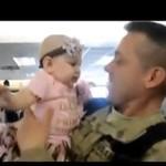 Żołnierze wracają do domu - WZRUSZAJĄCE