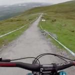 Downhill w Szkocji