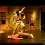 Taniec na człowieku