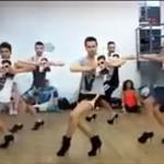 Gdyby panowie tańczyli jak kobiety...