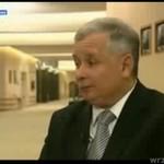 Kaczyński mówi po angielsku - HA, HA, HA!