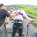 Seria ekstremalnych skoków na bungee