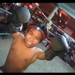 Tajski boks karłów!