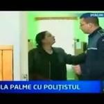 Policjant UDERZYŁ nauczycielkę!