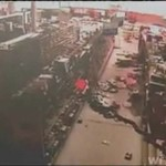 Trzęsienie ziemi w sklepach w Luizjanie