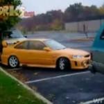 Zawody w parkowaniu równoległym