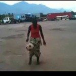 Kobieta z Tanzanii - wymiata!