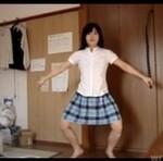 DZIWACZNY taniec Azjatki