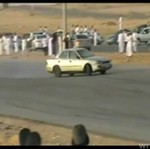 Arabski drift - GENIUSZE!