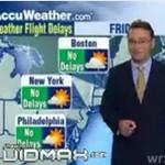 Wpadki przy prognozach pogody - PONIOSŁO ICH!