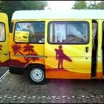 Busem przez Europę - ŚWIETNE!