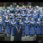 Chór kościelny wykonuje rapowe klasyki!