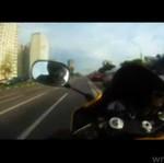 Przejazd przez Moskwę - HARDKOR!