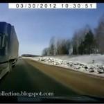 Wypadki samochodowe 2012 - MOCNE!