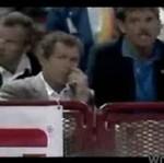 George Bush uwielbia dłubać w nosie!