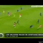 Uwaga, piękny Ronaldo atakuje bramkę!