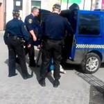 Straż miejska w Toruniu kontra nienwinny człowiek