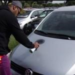 Zaparkował na miejscu dla niepełnosprawnych, więc...