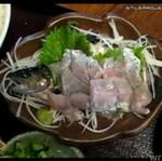 Żywe sashimi - ONO SIĘ RUSZA!!!