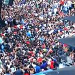 ZAMIESZKI na koncercie gwiazdy muzyki - Drake'a