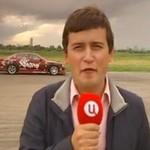 Drifting ZMIÓTŁ reportera!