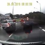 Polskie wypadki samochodowe - KOMPILACJA