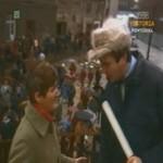 PRL 1988 - świąteczny handel