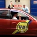 Wyluzowany taksówkarz - GENIALNE!