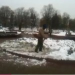 Odśnieżanie w Rosji