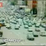 Kilka wypadków motorowych z Rosji