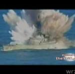 Atak łodzi podwodnej