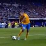Niezwykła wpadka piłkarska