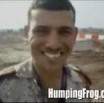 Amerykanie uczą angielskiego irackich żołnierzy