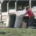 Czego boją się śmieciarze?