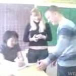 Tak wyglądają lekcje w Rosji! STRASZNE!
