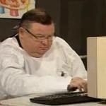 Wojciech Mann obraża komputer!