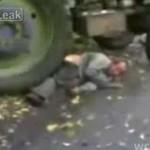 Ruski pijany traktorzysta - striptizer!!!