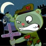 "Happy Tree Friends w ""Matrixie"""