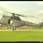 Helikopter RUNĄŁ na ziemię!