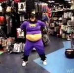 Batman troszkę się zaniedbał...
