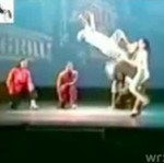 Pech breakdancera