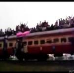 Pociąg w Indiach- MIŁEJ PODRÓŻY!