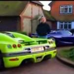 Co multimilionerzy trzymają w garażu?