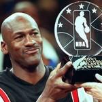 32 najlepsze wsady w karierze Jordana